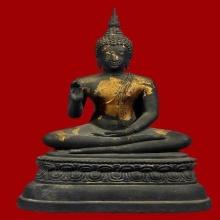 พระบูชา พุทธกวัก วัดหลวงปรีชากูล ปราจีนบุรี