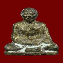 รูปหล่อหลวงปู่รอด วัดเกริน ปทุมธานี รุ่นแรก ปี 2509 องค์ที่๒