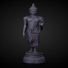 พระบูชา ปางลีลา พุทธมณฑล