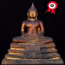 พระบูชาหลวงพ่อโสธร ปี 09 ขนาดหน้าตัก 9 นิ้ว