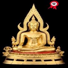 พระบูชาพระพุชินราช พิธีมหจักรพรรดิ์