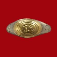 แหวนนะปัดตลอดหลวงพ่อทองศุขวัดโตนดหลวง