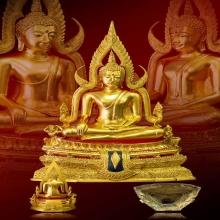 พระพุทธชินราชจำลอง วัดพระศรีรัตนมหาธาตุวรมหาวิหาร 9