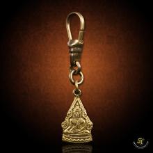 เหรียญพระพุทธชินราชตุ้งติ้ง พิมพ์บัวขีด สภาพสวยเดิม ๆ
