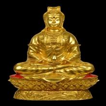 หลวงปู่โต๊ะ พระบูชา เจ้าแม่กวนอิม ปี 2523