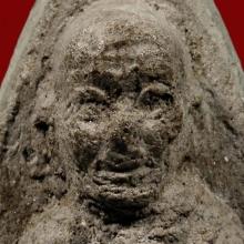 หลวงปู่ทวด เนื้อว่านรุ่นแรก วัดเมืองยะลา พิมพ์ใหญ่ ปี 2505