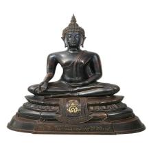 พระบูชา ที่ระลึกในงานฉลองครบ 84ปี ศิริราช กทม.ปี2517