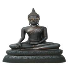 พระบูชา พระพุทธวัดโกรกกราก จ.สมุทรสาคร ปี2514 (รุ่นแรก)