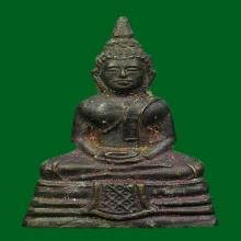 พระชัยวัฒน์หลวงพ่อพุทธโสธร ปี 2500