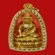 *** THE MOST POPULAR BUDDHIST AMULET OF LUANG-PU-TIM ***