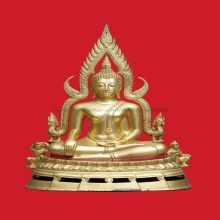 พระบูชาพระพุทธชินราช พิธีจักรพรรดิ์ ปี15