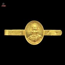 แหนบเสียบเน็คไทค์รุ่นแรกปี 2518 เนื้อทองคำ สวยแชมป์ครับ