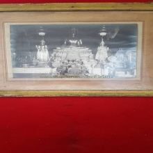 รูปถ่ายหลวงพ่อสดในโบสถ