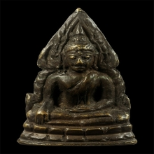 ชินราชอินโดจีน สังฆาฏิสั้นหน้าไทย