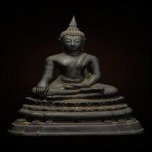 พระบูชารัชกาล แบบพระพุทธชินสีห์ 5 นิ้ว