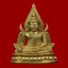 พระพุทธชินราช อินโดจีน วัดสุทัศน์เทพวราราม ปี 2485 พิมพ์แต่ง