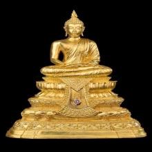 พระบูชาพระพุทธนวมมหาราชายุจฉับปริวัตนมงคล