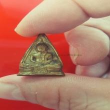 เหรียญปั๊มหลวงพ่อโสธรสองหน้าวงแหวนเต็มปี 2497