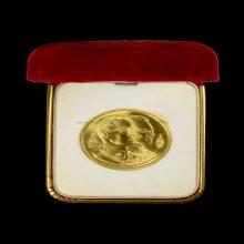 เหรียญฉลอง60ปีทองคำหนัก 30.2  กรัมพิมพ์ใหญ่