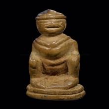 หนุมานหลวงพ่อสุ่น วัดศาลากุนหน้ากระบี่เนื้อไม้แกะยุคต้น