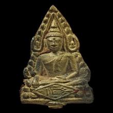 พระพุทธชินราชหลวงปู่เผือกครึ่งซีกแชมป์โลก