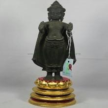 พระบูชา สมัยลพบุรี ปางห้ามญาติ