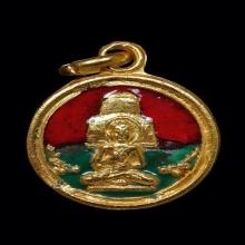 เหรียญพระพุทธหลวงพ่อเงิน ปี14สวยเดิมๆ