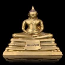 พระบูชา หลวงพ่อพระพุทธโสธร ปี 09