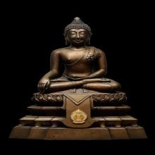 พระบูชาพระพุทธสิหิงค์ ราชภัฏนครศรีธรรมราช