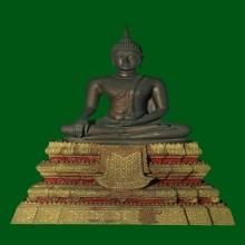 หลวงปู่โต๊ะพระบูชาพิมพ์พระพุทธขนาด9นิ้วปี23