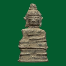 พระเชียงแสนสนิมแดง(ตุ๊กตาใหญ่) จ.เชียงราย
