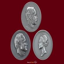 เหรียญในหลวง ชุดเบญจมหามงคล