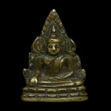 พระพุทธชินราช อินโดจีน วัดสุทัศน์ สังฆาฏิยาว ปี2485