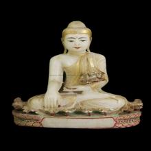 พระพุทธรูป ศิลปะพม่า