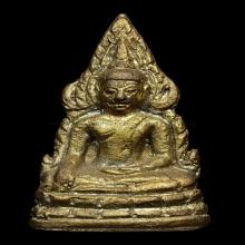 ชินราชอินโดจีน สังฆาฏิสั้น เปียกทอง