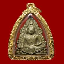 พระพุทธชินราชหลวงพ่อเผือก วัดกิ่งแก้ว