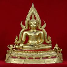 พระบูชาชินราช พิธีจักรพรรดิ์ ปี ๒๕๑๕ กรรมการ 11.9 นิ้ว