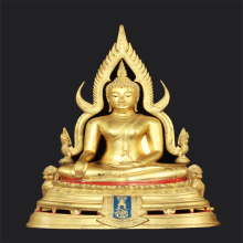 พระพุทธชินราชวัดเบญฯ ปี ๒๕๑๙ เบอร์ ๘๙   ๙ นิ้ว จปร