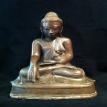 พระบูชาศิลปะพม่า มัณฑะเลย์ N2013-072
