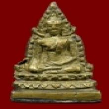 พระพุทธชินราช หลวงพ่อกลม วัดดอยท่าเสา