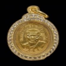 เหรียญทองคำหลวงพ่อแช่ม ปี2510 โชว์