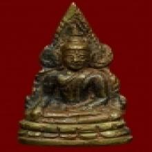 ชินราชอินโดจีน พิมพ์สังฆาฏิยาว