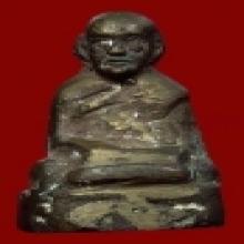 รูปหล่อหลวงพ่อจาด หน้าก้นจาร จ.ปราจีนบุรี