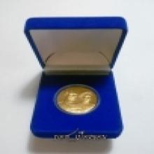 เหรียญพระราชทานในหลวง ร.9 สวยมากกล่องเดิม