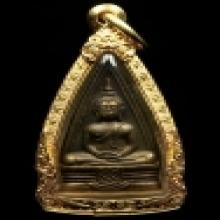 หลวงพ่อโสธรปี 2497 พิมพ์ 67 67 พร้อมตลับทองจากร้านศักดิ์ดา