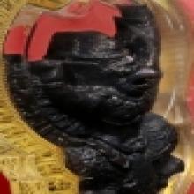 ครุฑหลวงพ่อเส็ง วัดบางนา รุ่นแรก เนื้อตะกั่วอาบทองแดง