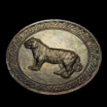เหรียญนามปีหลักเมืองรุ่นแรก ปีขาล บล๊อคทองคำ