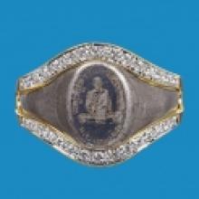 เสื้อทองฝังเพชร แหวนลงถม หลวงพ่อเดิม วงนี้ของพี่ดาบ