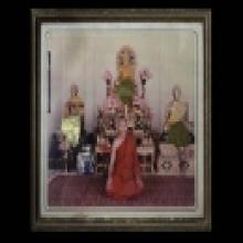 รูปถ่ายพระครูภาวนาวิสุทธิ์ หลวงพ่อจรัญ วัดอัมพวัน สิงห์บุรี