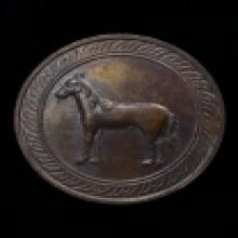 เหรียญนามปีหลักเมืองรุ่นแรก ปีมะเมีย